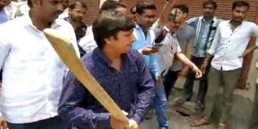 BJP MLA Akash Vijayvargiya granted bail in assault case