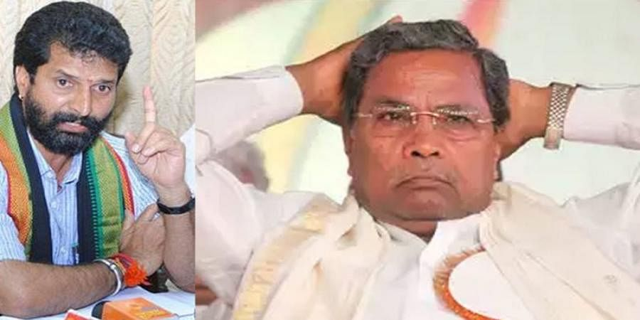 CT Ravi slams Siddaramaiah for his comment about EVMs