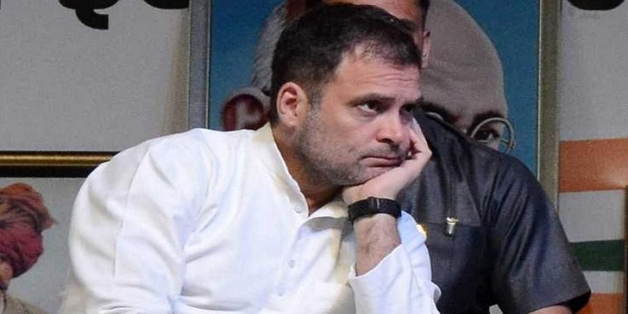 Rahul Gandhi citizenship row: MHA refuses to share details on notice to Congress chief