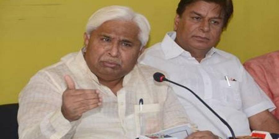 Rahul Gandhi should intervene and resolve Karnataka congress issues, says HK Patil