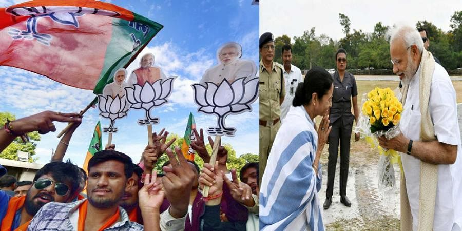 In a first, BJP takes control of West Bengal civic body