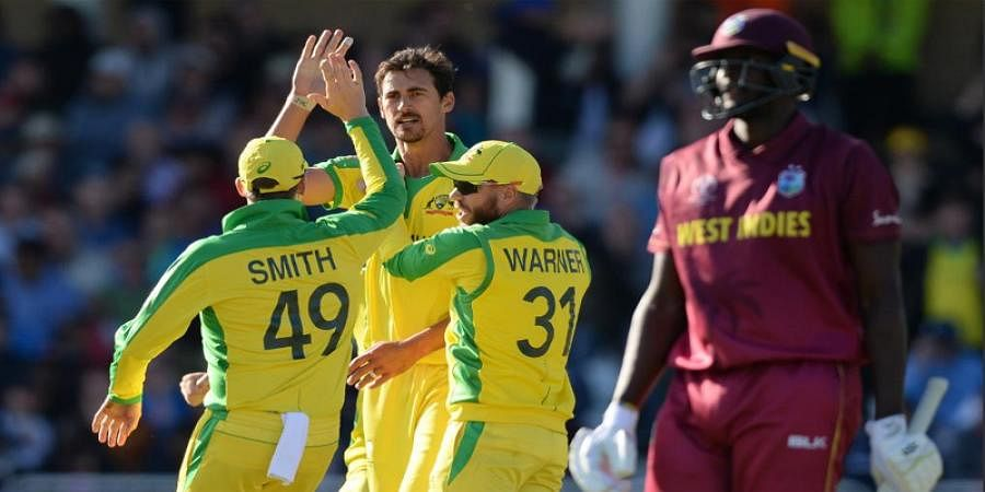 ICC Cricket World Cup 2019: Australia beat West Indies by 15 runs