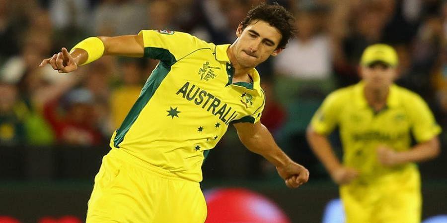 Mitchell Starc breaks Saqlain Mushtaq's record to become fastest to 150 ODI wickets