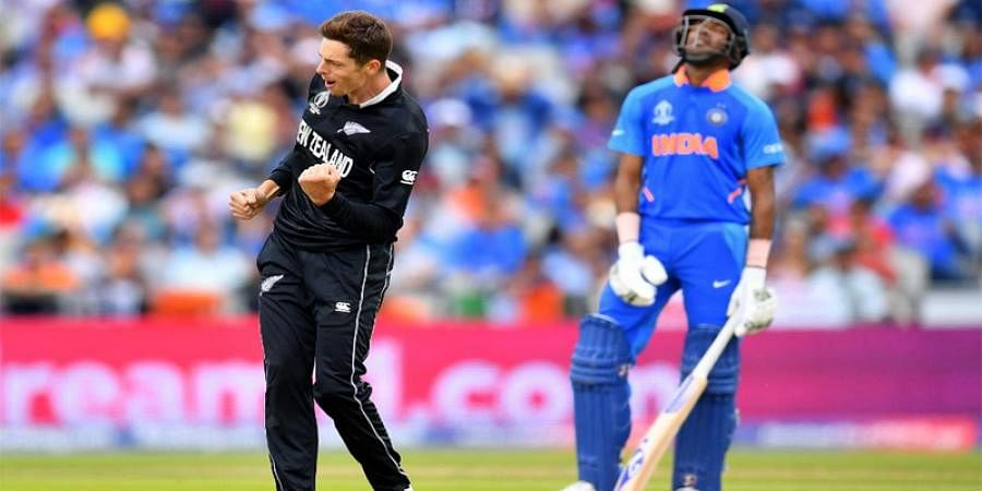 ICC World Cup 2019: Newzealand Beat India, Enters into the final