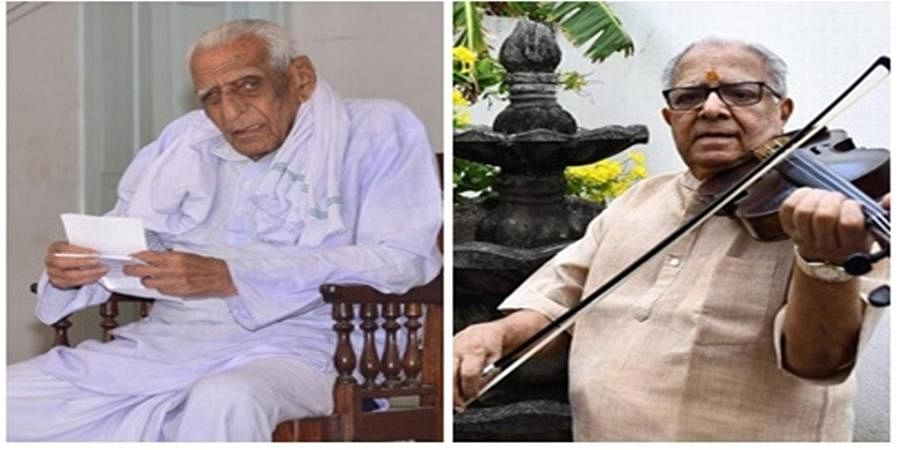 National Award for HS Doreswamy, C Chandrasekhar and TN Krishan