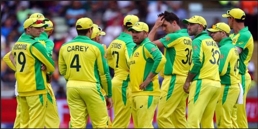 Australia lose a World Cup semi-final for the first time in Cricket history