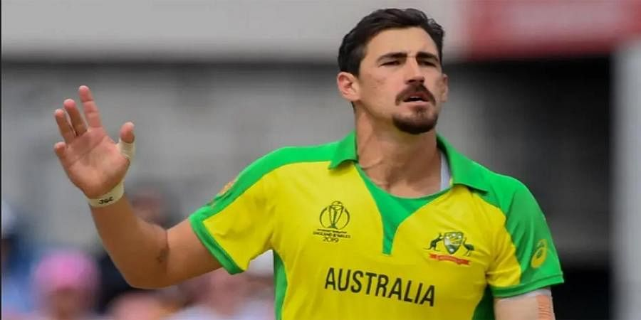 Ausis pacer Mitchell Starc breaks Glenn McGrath's record for most wickets in a World Cup
