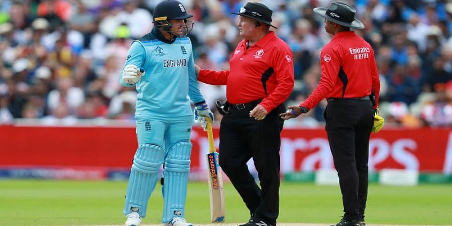 ICC World Cup 2019: Jason Roy Fumes, Refuses To Walk After Controversial Dismissal
