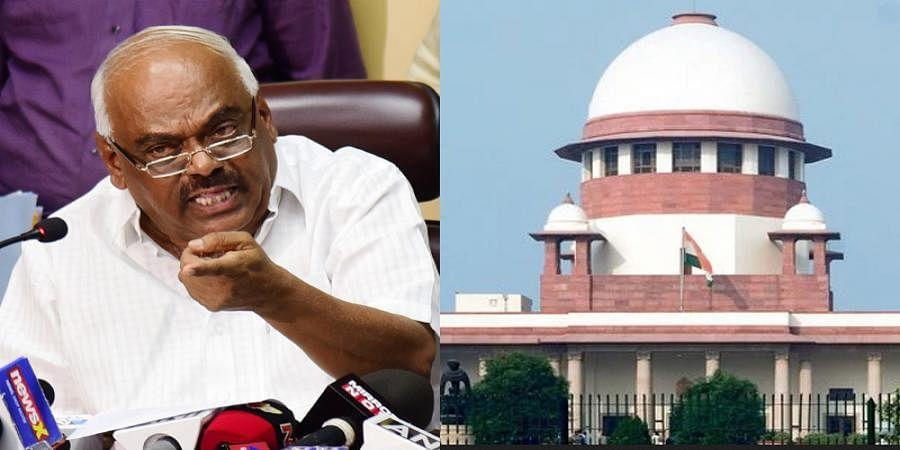 Karnataka political crisis: SC orders to maintain status quo, To take up MLAs' case on Tuesday