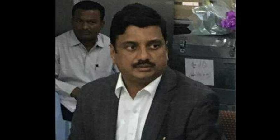 IMA fraud: SIT attaches 2.5 crore from Bengaluru DC Vijay Shankar