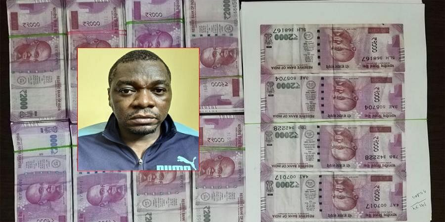 Foreign national arrested in fake money case at Bengaluru
