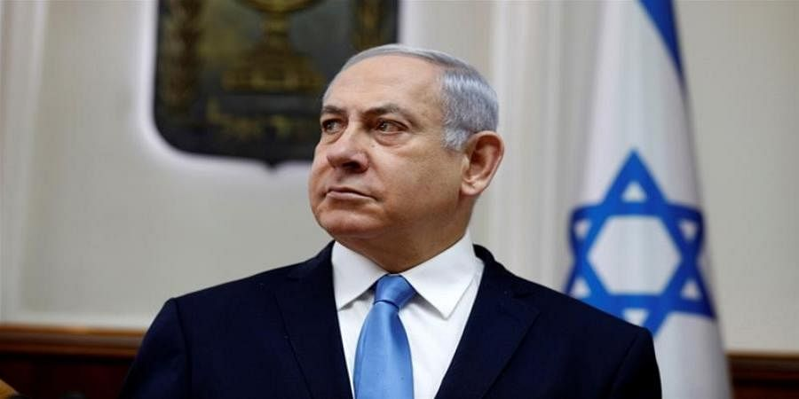 NETANYAHU: ISRAEL WILL 'CRUSH' LEBANON IF HEZBOLLAH ATTACKS