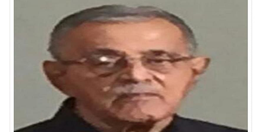 Madhava Shenoy