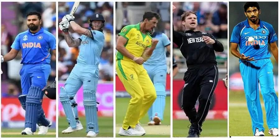 Rohit Sharma, Jasprit Bumrah only Indians in ICC World Cup XI, Champions England dominate