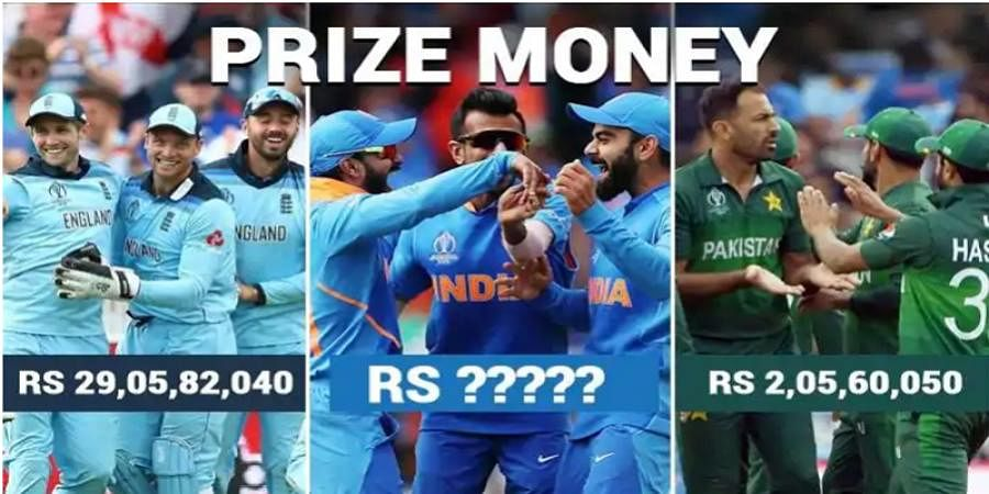 ICC Cricket World Cup 2019: Prize Money of Participating Teams in INR
