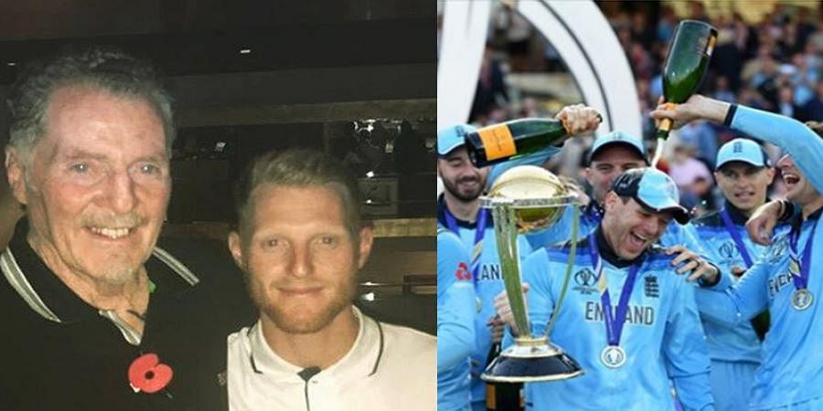I was 'overjoyed' for Ben, but still is a New Zealand supporter: Stokes Sr