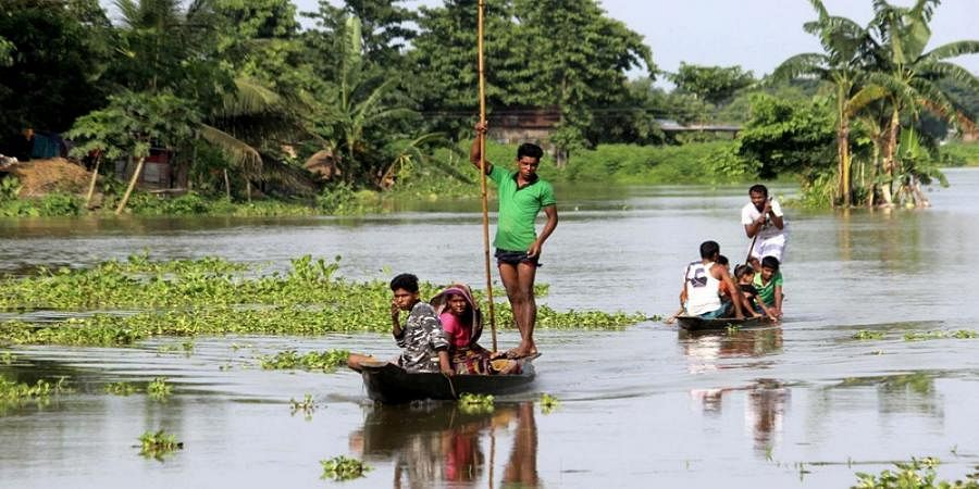 Assam floods: Bollywood, Cricket stars come out in support of victims