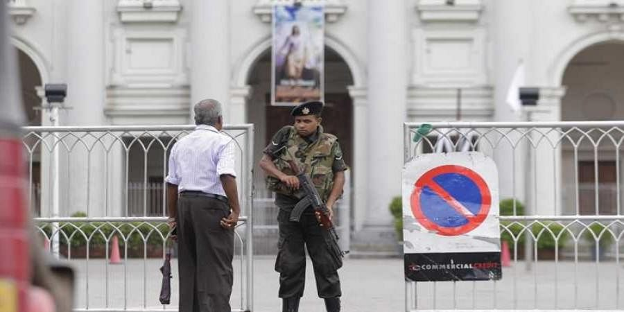 Easter terror attack: Sri Lanka arrests ex-police chief and former defence secretary