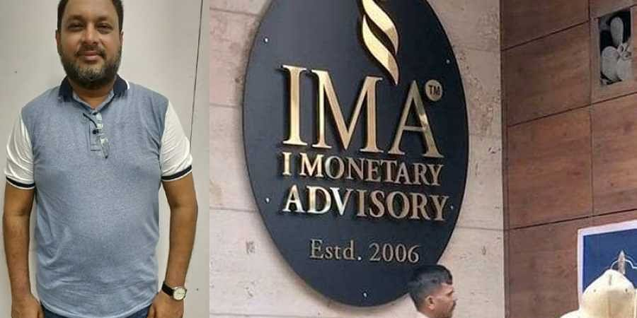 IMA scam accused Mohammed Mansoor Khan brought to Bengaluru By SIT Officials