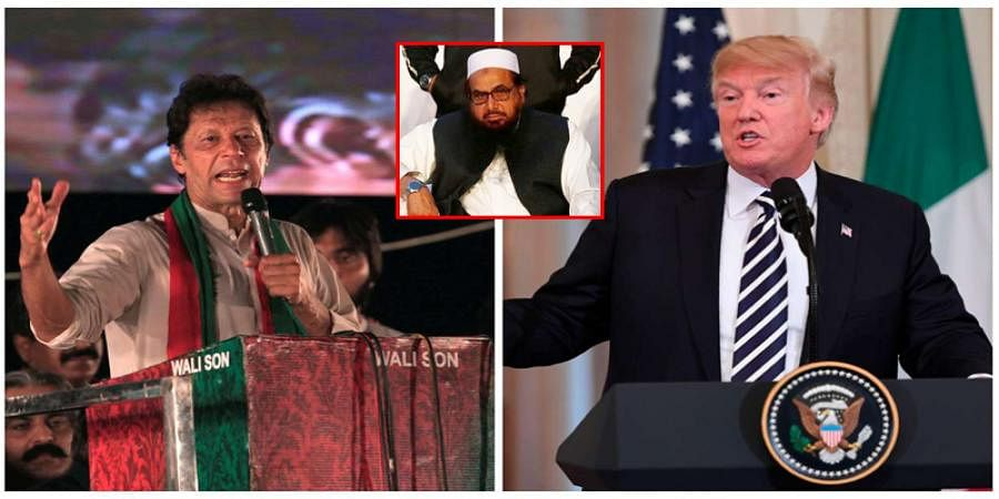 Don't want just window dressing: US on Hafiz Saeed arrest in Pakistan