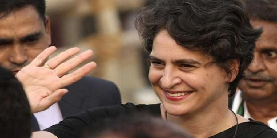 Congress leader Priyanka Gandhi Vadra was detained on 19 July 2019 while she was on her way to meet the kin of the Sonbhadra firing case victims. She spent the night at a guest house, refusing to go back.