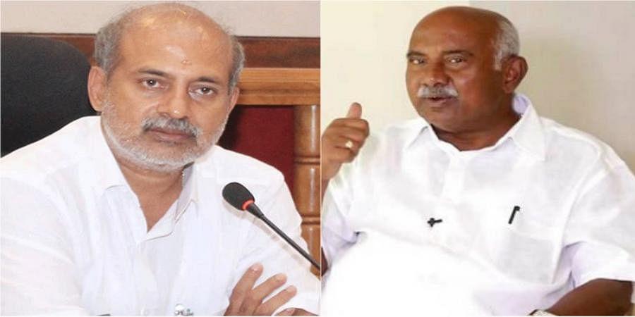 Sa Ra Mahesh defends allegations against H Vishwanath
