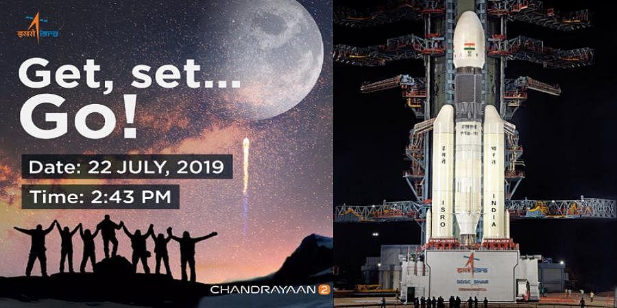 so we are ready to go now says Former ISRO Chief Kiran Kumar on Chandrayaan2