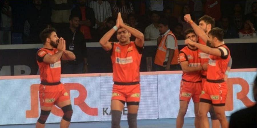 PKL 7: Telugu Titans go down 25-31 to U Mumba in season opener