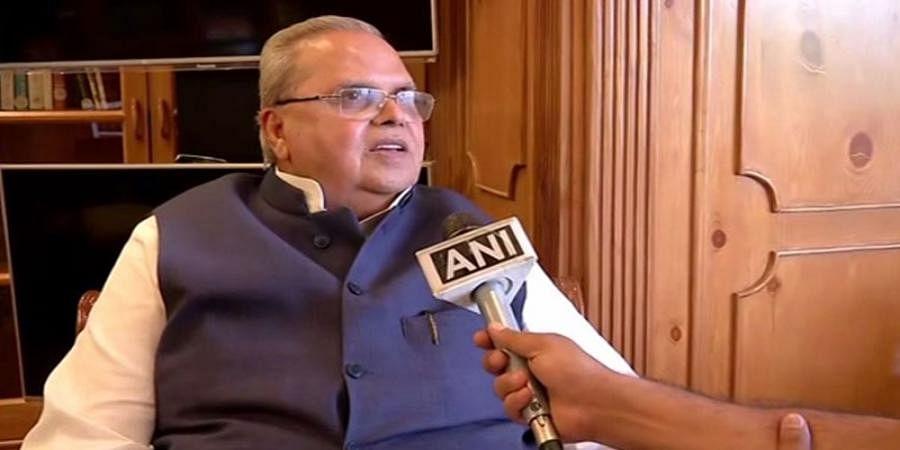 Governor Satyapal Malik