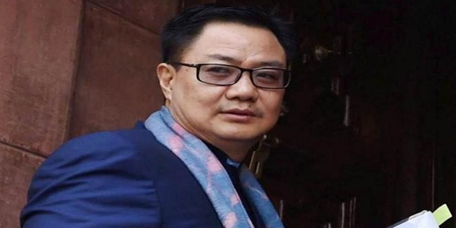 14236 sports persons being trained in 27 disciplines for 2020 Tokyo Olympic: Kiren Rijiju