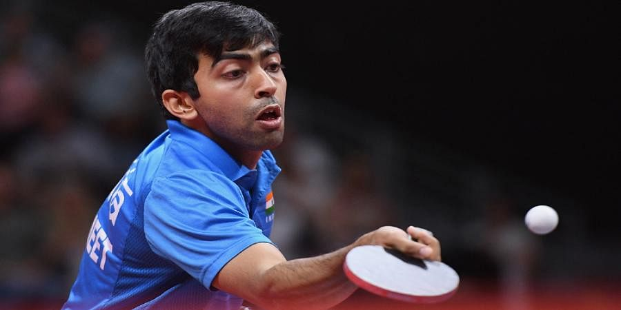 Commonwealth Table Tennis Championships; India complete clean sweep of gold medals
