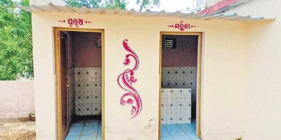 Toilet in Madhya Pradesh anganwadi serves as midday meal kitchen due to lack of space