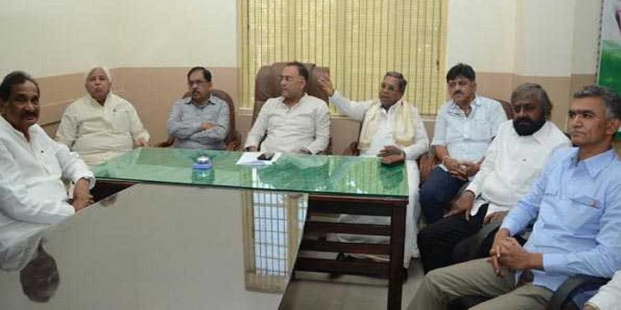 No question of taking back rebel MLAs, says Dinesh Gundu Rao