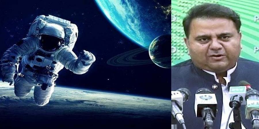 Pakistan to send its first man to space in 2022 says Fawad Chaudhry