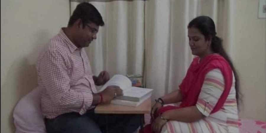 Anubhava Singh and Vibha Singh