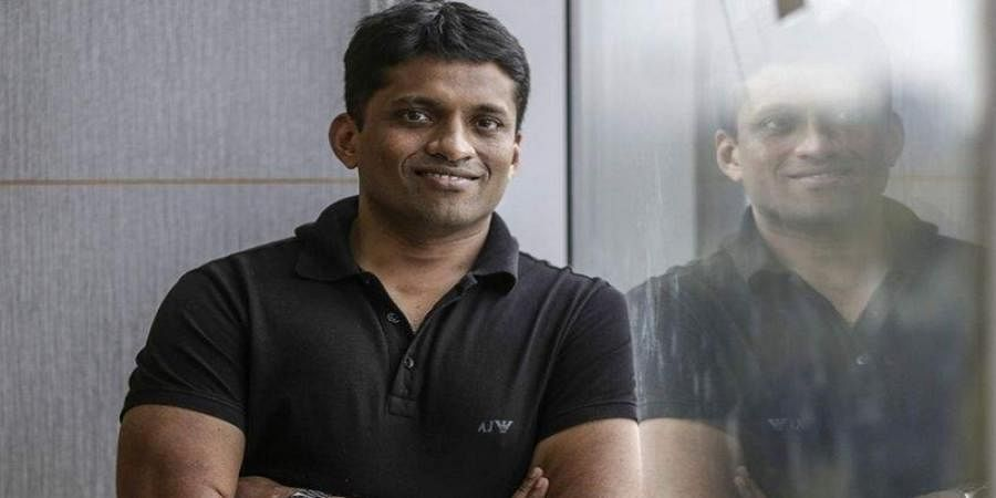 Byju Raveendran, former classroom teacher is India's newest billionaire