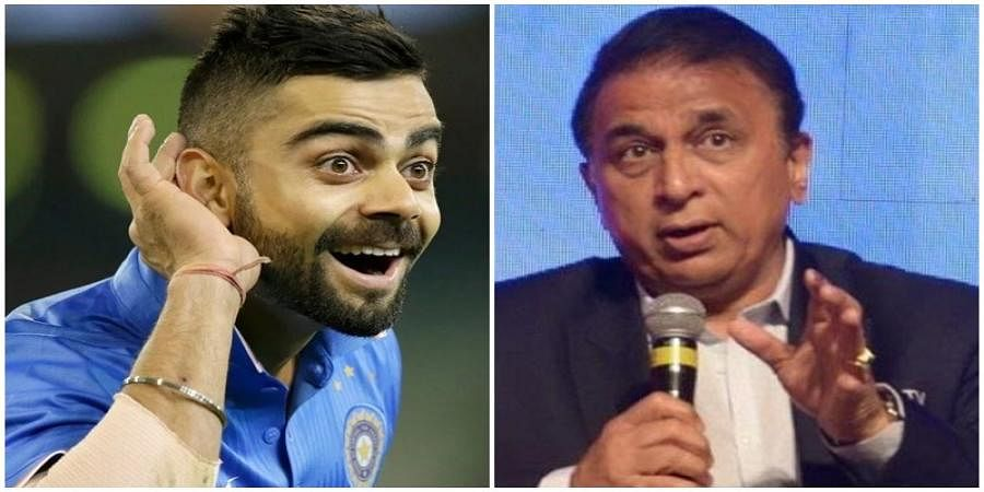 Gavaskar questions Kohli's position as skipper post WC debacle