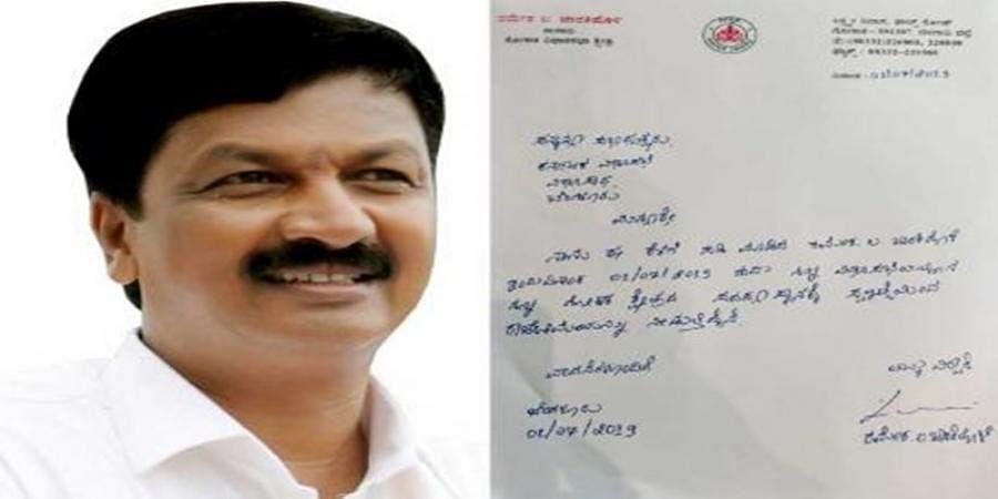 JDS MLA Mahadev accuses Ramesh Jarakiholi of blackmailing for 80 crores