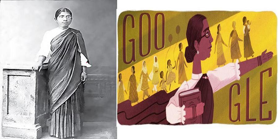 Google Doodle celebrates Dr. Muthulakshmi Reddi, India's first woman legislator