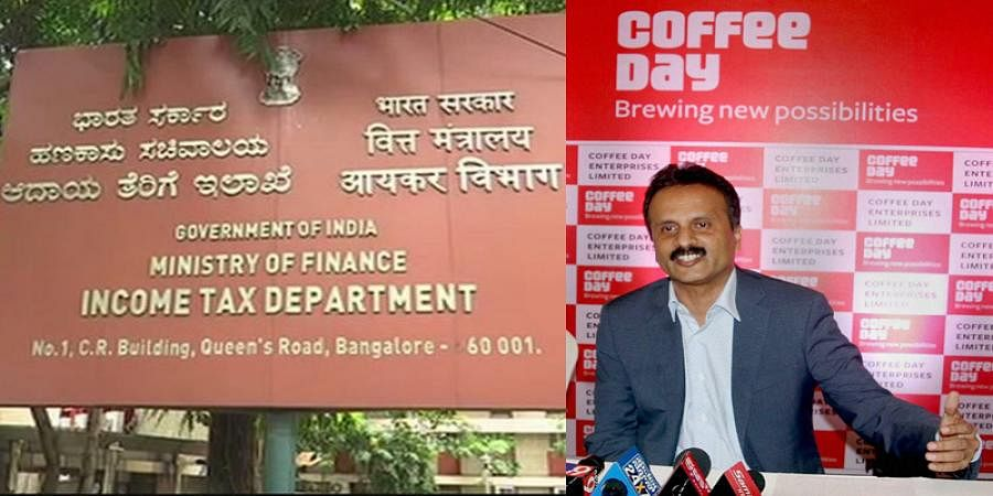 Income Tax dept rejects charges by CCD Founder VG Siddhartha