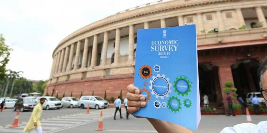 Economic survey report tabled, 7% GDP growth predicted in FY20