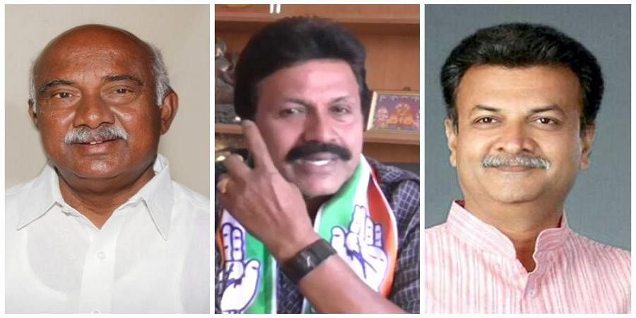 Congress And Jds Eight MLA's Resignation Today