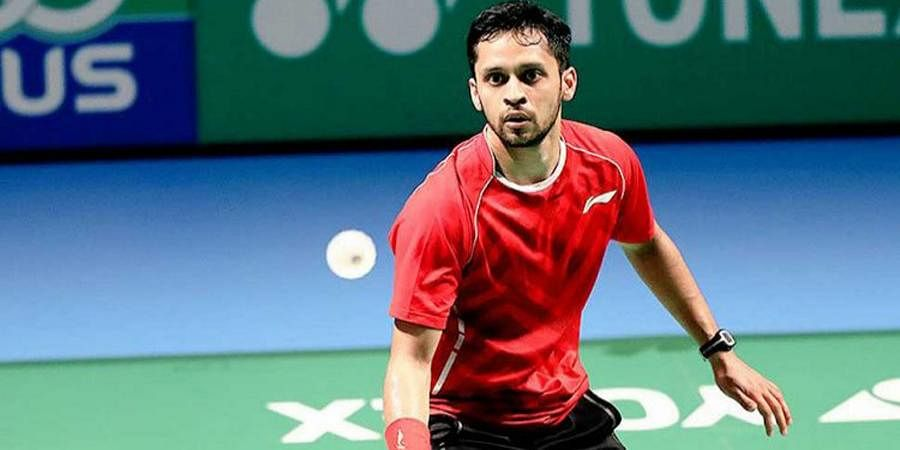P Kashyap enters final of Canada Open 2019