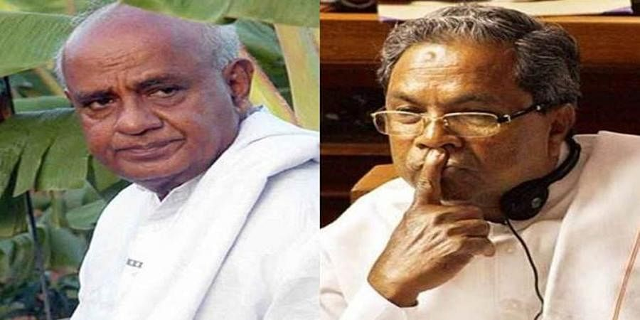 If Siddaramaiah became CM then JDS taken back support for Govt, says HD Deve Gowda