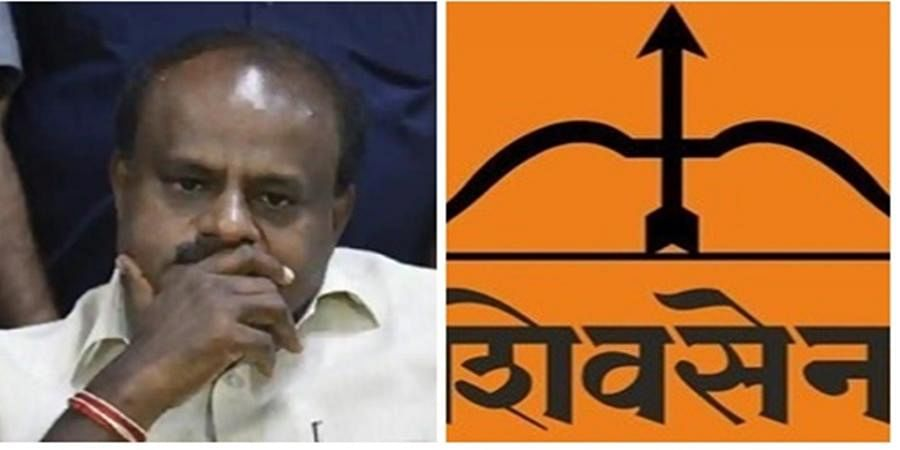 Downfall of K'taka coalition govt predicted when it was formed: Shiv Sena
