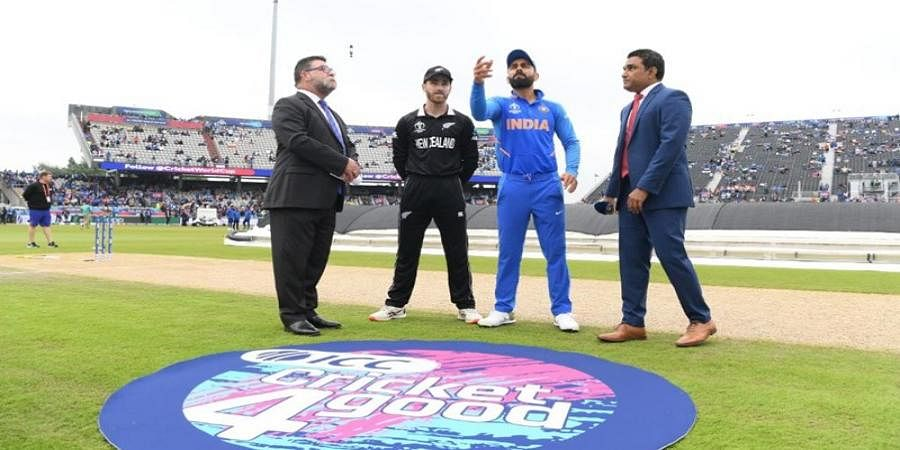 New Zealand have won the toss and opted to bat first