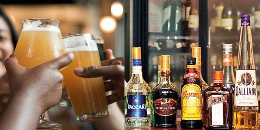 Goa keen to allow tourists to carry more liquor home