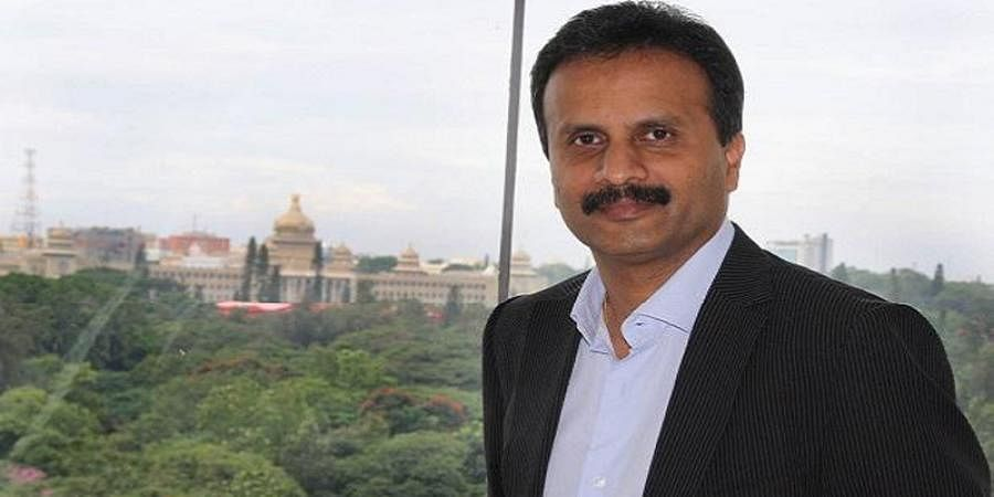 before Commit Suicide, VG Siddhartha wanted to meet DK Shivakumar