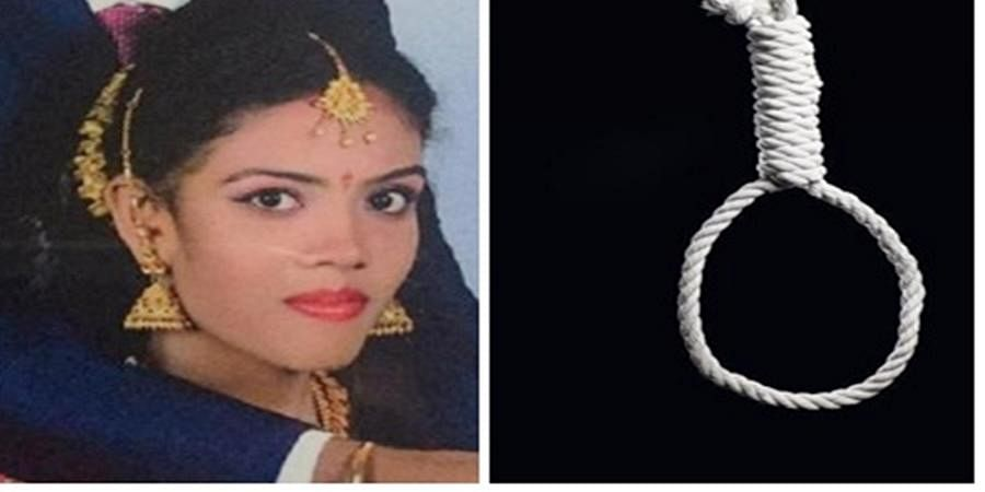 Newly wed bride make suicide at Bengaluru