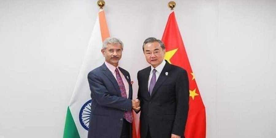 Foreign Minister S.Jai Shankar in China